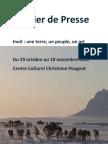 Dossier de Presse Exposition Inuit