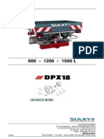 Despiece DPX18