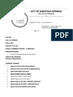 09-18-2012 City Council Final Agenda
