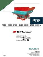 Despiece DPX Expert