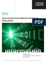 Getting Started - Pdo_informix