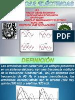 ARMONICAS ELECTRICAS