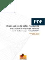 Diagnostico Cadeia Produtiva PESCA 2009
