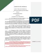 Texto da Consulta Pública 45 - Regulamentação do SCM + Parecer do Relator