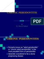 4 Chronic Periodontitis