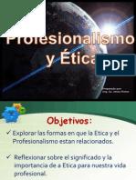 Profesionalismo y Etica MATERIAL de LECTURA