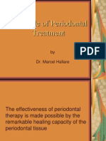 Rationale of Periodontal Treatment