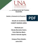 Estudio de Factibilidad Canopy Buenos Aires, Junio 2012.