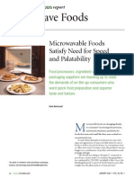 Microwave Packaging Innovations