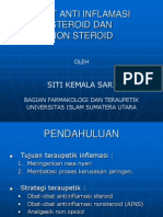 Obat Antiinflamasi Steroid Dan Non Steroid