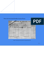 power  related family census forms