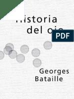 Bataille- Historia Del Ojo