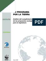 Analisis Programa Por La Tierra