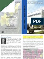 Newsletter Spring 2012