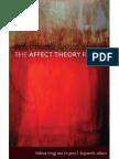Gregg, Melissa; Seigworth, Gregory J (Eds.) - The Affect Theory Reader (No OCR)