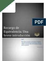 El Recargo de Equivalencia IVA 17-09-2012