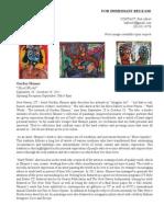 Gordon Skinner - Hard Works Press Release