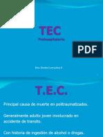 TEC y TRM Básico Dra. Larrachea F.