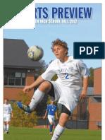 Darien Times Sports Preview Fall 2012