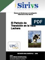 El Periodo de Trancision en La Vaca Lechera