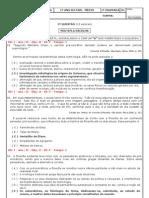 Ae2 Filo 1ano - Gabarito