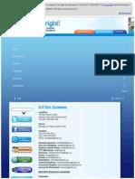 UTSU Contacts - September 11, 2012