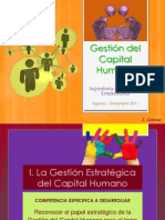 Expo Gestion Del Capital Humano Yesik