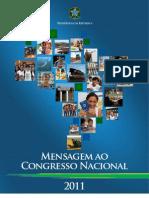 Mensagem Ao Congresso 2011