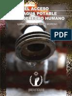 El Acceso Agua Potabla-Fernanda Tello