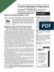 Oxford Newsletter - September 2012