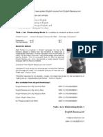 Talk a Lot 1 Complete Book 12092011