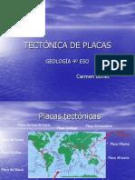 Tectonica de Placas y Deformaciones