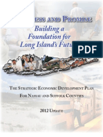 Long Island Regional Economic Development Council 2012 Progress Report