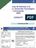 CONACYT - Nuevos Programas Difusi_n