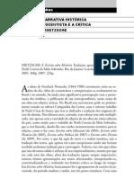 Escritos sobre História F. Nietzsche