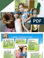 Niñez temprana (3-6)