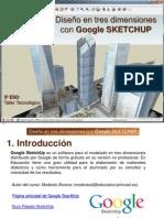 Curso Google Sketchup