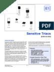 Power Thyristor  Data Sheets