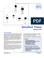 Power Thyristor  Data Sheets