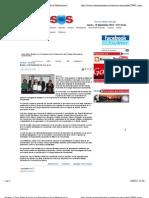 14-09-2012 Sucesos _ Cano Vélez Rumbo a la Presidencia de la Federación del Colegio Nacional de Economistas