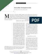Minocycline Neurological Review_2010.