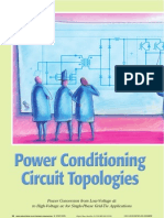 Power Conditioning