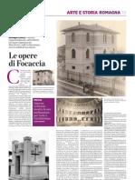 17.9.2012, 'Le Opere Di Focaccia', La Voce Di Romagna
