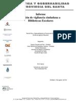 Informe Final Bibliotecas RedEG 2012
