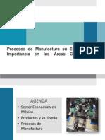 Procesos de Manufactura Su Evolucion e Importancia en Las Areas Comerciales