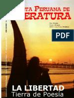 Revista Peruana de Literatura nro 4