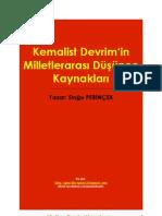 9089583 Kemalist Devrimin Milletleraras Duunce Kaynaklar Dou Perincek Teori Dergisi