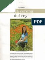 Vino Clos Apalta, El Rey de La Corona - La CAV, Junio 2012