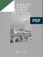 El Angel Caido - Akunin_ Boris