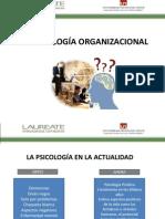 Clase 1.- Introducción a la Psicología Organizacional